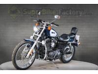 2000 HARLEY-DAVIDSON SPORTSTER 1200CC XLH