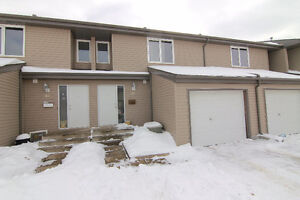 Renovated Townhouse Style Condo in Akinsdale