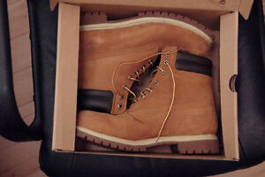 Genuine Timberland boots -Men's size 11.5 Wide