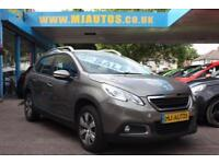2014 14 PEUGEOT 2008 1.4 HDI ACTIVE 5DR 68 BHP DIESEL