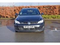 2015 VOLKSWAGEN GOLF Volkswagen Golf Estate 2.0 TDI [184] GTD 5dr
