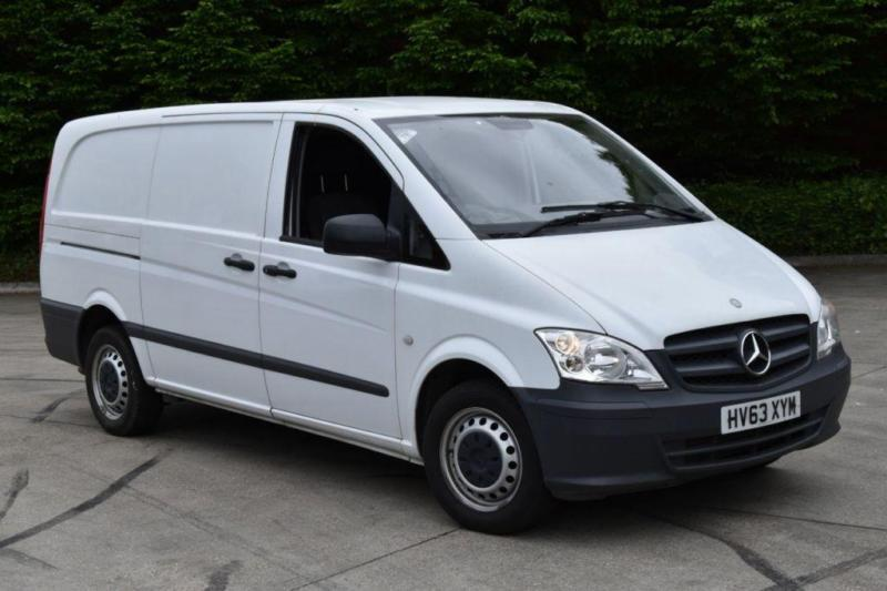 2.1 113 CDI 6D 136 BHP LWB DIESEL TWIN SLIDING PANEL MANUAL VAN 2013