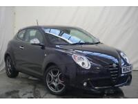 2012 Alfa Romeo Mito JTDM-2 DISTINCTIVE Diesel black Manual