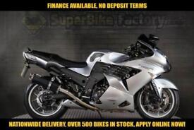 2009 09 KAWASAKI ZZR1400 1400CC 0% DEPOSIT FINANCE AVAILABLE
