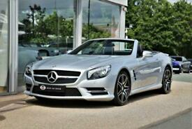 image for 2016 Mercedes-Benz SL Class 3.0 SL400 AMG Sport Roadster (s/s) 2dr Convertible P
