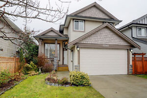EXECUTIVE LIVING IN PITT MEADOWS. 4 BED, 3 BATH IMMACULATE HOME