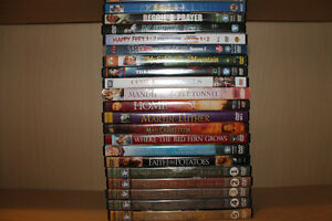 DVD COLLECTION - FAMILY FRIENDLY - 23 DVDs