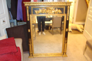 Stunning Federal Style Mirror with Bonus Mirror.