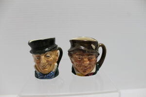 Wanted Collection of Hummel, Royal Douton, Belleek &Toby Jugs