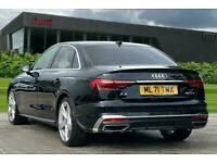 2021 Audi A4 S line 35 TDI 163 PS S tronic Auto Saloon Diesel Automatic
