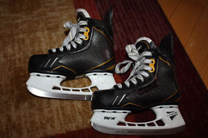 Bauer Supreme One.9 size 12D  Youth Hockey Skates London Ontario image 2