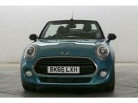 2016 MINI CONVERTABLE 1.5 Cooper D Chili Pack Cabriolet Diesel Manual