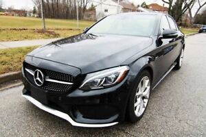 2016 Mercedes Benz C450AMG, only 19000km