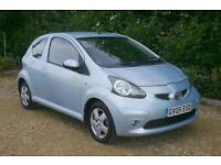 Toyota AYGO Sport with NEW MOT, Just SERVICED and WARRANTY with FSH