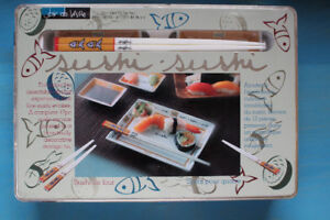 12-piece Sushi Serving Set