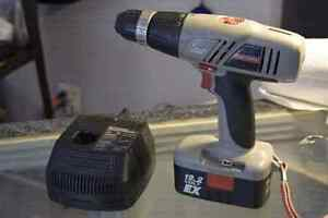 **SWEET DEAL** Craftsman 19.2V Cordless Drill Driver + Charger