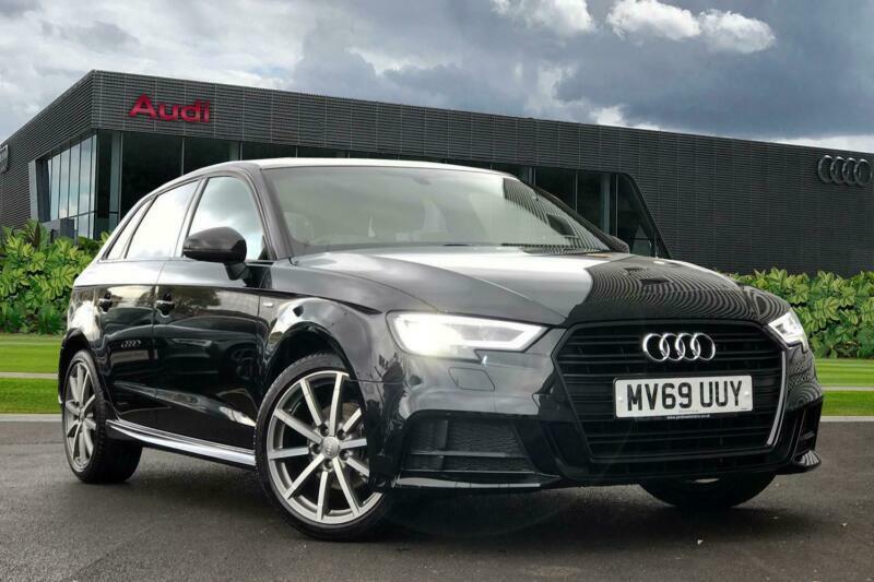 """Audi S7 Logo Parking Sign Diamond Etched on 12/"""" X 18/"""" Aluminum Matte Black"""
