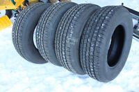 235/70r16 Continental tires new