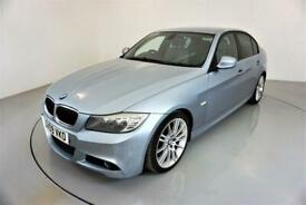 image for 2009 BMW 3 Series 2.0 320D M SPORT 4d AUTO-LOW MILEAGE EXAMPLE-HEATED GREY DAKOT