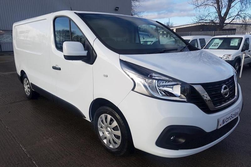 7ea90e8d3b New 18 Nissan NV300 Acenta Van(Like Trafic)  Zero Deposit Finance ...