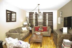 5 1/2 Near Monkland Village, great location, very clean unit