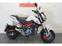 BRAND NEW BENELLI TNT 125CC *8.9% FINANCE AVAILABLE*