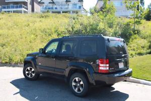 2008 Jeep Liberty Sport SUV, Crossover