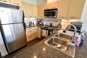Sunny TOP FLOOR One Bedroom Apartment in Central Location