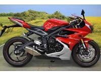 Triumph Daytona 675 ABS **Quickshifter, Oxford Heated Grips, ABS**