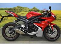Triumph Daytona 675 ABS**QUICK SHIFTER, OXFORD HEATED GRIPS, ABS**