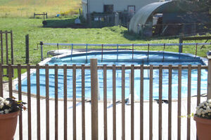 Swimming pool Cambridge Kitchener Area image 1