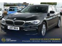 2017 BMW 5 Series 2.0 520D SE 4d 188 BHP Saloon Diesel Automatic