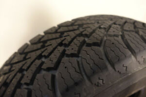 Four snow tires GOODYEAR Nordic winter 235/75 R15