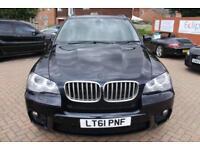 2011 61 BMW X5 3.0 XDRIVE40D M SPORT 5D AUTO 302 BHP DIESEL