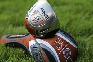 Ping- left handed driver