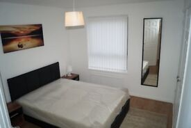 Double room in 4 bed flat