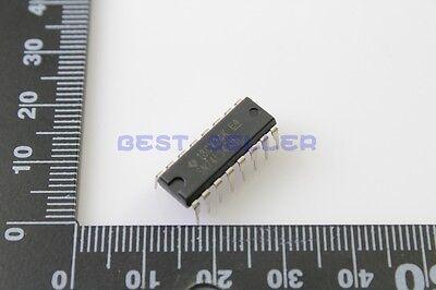 10pcs 74ls47 74ls47n Ic Bcd To 7 Segment Decoder Driver Dip-16