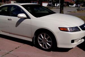 2007 Acura TSX fully loaded Sedan