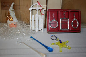 13. Christmas Ornaments- See all Photos