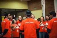 Volunteer at Harlem Globetrotters in Calgary