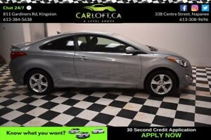 2013 Hyundai Elantra GLS- HEATED SEATS**BLUETOOTH**MANUAl
