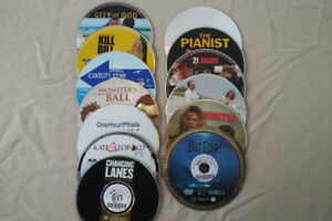 BlockBuster Classic Movies DVD Collection Lot 10