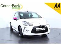 2014 CITROEN DS3 DSTYLE BY BENEFIT CONVERTIBLE PETROL
