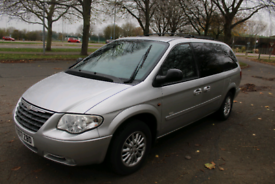 Chrysler grand voyager STOW Q GO 2007 low miles
