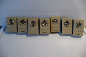 NORTRON ELECTRIC BASE BOARD THERMOSTATS