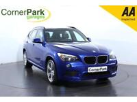 2013 BMW X1 XDRIVE18D M SPORT ESTATE DIESEL