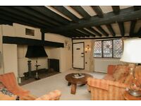 Spacious one-bedroom charming grade 2 listed cottage