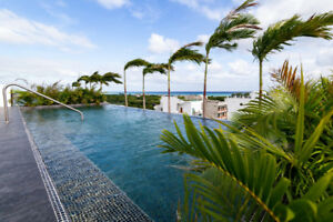 Playa del Carmen Condos Available for the winter!