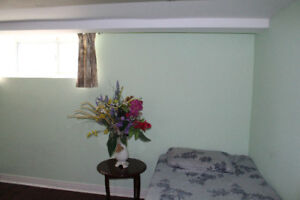 BASEMENT FOR RENT FOR FEMALE STUDENT TO SHARE WITH OTHERS