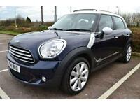 2014 14 MINI COUNTRYMAN 1.6 COOPER D ALL4 5DR 112 BHP DIESEL